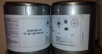 Клей 88-СА от Уралтехкомплект